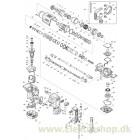 Elektronik til Makita HM1213C - Makita 631871-0