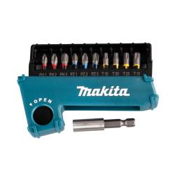 Makita impact premier sæt  (11 STK) no.1 E-03567