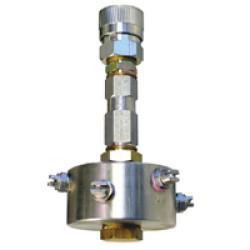 """Støvbindingshoved Magnetventil 3/8"""" inkl. Spole 220 V. 200 Bar"""