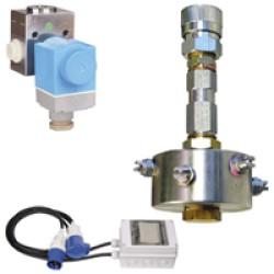 Støvbindingshoved m/ stativ magnetventil og timer - Reno 250502
