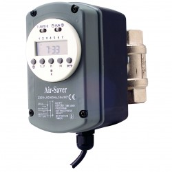 """Air Saver 1"""" 30 sec open/close, 16 bar, 230V - Reno"""