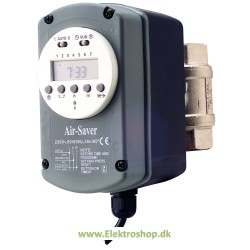 "Air Saver 2"" 115 sec open/close, 16 bar, 230V - Reno 3142"