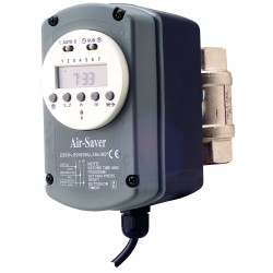 "Air Saver 2"" 115 sec open/close, 16 bar, 230V - Reno"