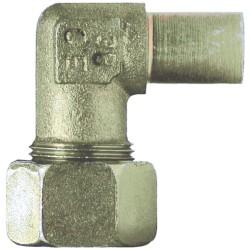 Vinkel 15 mm med rør - Reno 400438