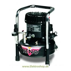 Kompressor enfaset lydsvag  Silent Air 0.5 - Reno 4005