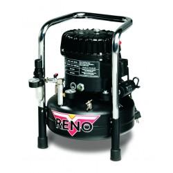 Kompressor enfaset lydsvag og Oliefri Silent Air 0.5 - Reno 4005