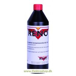 Kompressorolie, Klüber ISO 100 (til industri / ringventiler) - Reno 401064