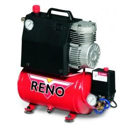Kompressor enfaset oliefri 0,5 hk 100/5 - Reno 4014-DK