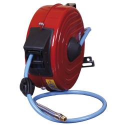 Slangeopruller automatisk til trykluft i stål til 12 m - Reno 4404
