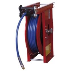 10 mm Slangeopruller til trykluft automatisk 25 m (10x14 mm) PUR slange - Reno 4408