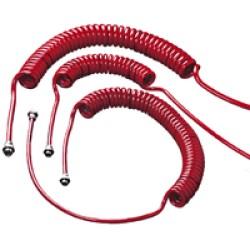"""1/4"""" 4 m Spiralslange PUR - Reno 4575"""