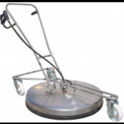 Gulvrenser i rustfri stål, Ø 42cm - Reno 521042601