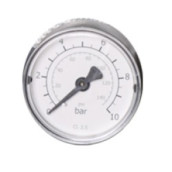 """Knocks 1/2"""" Manometer Ø50 - Reno G50610R"""