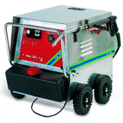 Diesel hedvandsrenser mobil 160 bar HW4000 - Reno H16015
