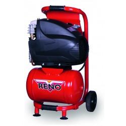 Enfaset kompressor 1,5 hk 250/10 - Reno HF25010