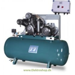 Industrikompressor Bora stationær 10 hk 1240/500-YA - Reno IN1240500-S6