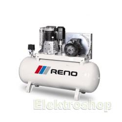 Kompressor trefaset stationær 5,5 hk 650/270 - Reno PC650270-S4