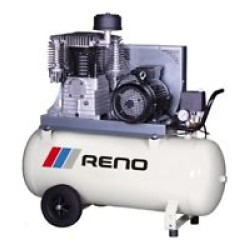 Kompressor trefaset mobil 5,5 hk 580/90 - Reno PC58090-M4