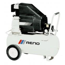 Enfaset kompressor 270/40 m/støbejernscylinder-  Reno PN27040