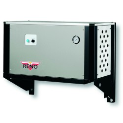 Højtryksrenseranlæg stationær 170 bar  St. 170/25 - Reno S17025