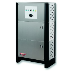 200 bar højtryksrenseranlæg stationær m/dobbeltpumpe 200/42 - Reno S20042